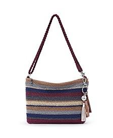Casual Classic Crochet Mini Bag