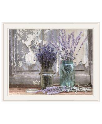 "Abundance of Beauty by Lori Deiter, Ready to hang Framed Print, White Frame, 23"" x 19"""
