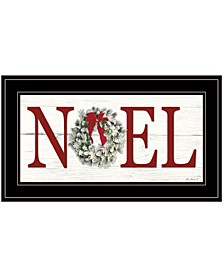 Trendy Decor 4U Christmas Noel by Lori Deiter, Ready to hang Framed Print Collection