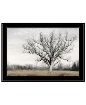 "Earth Sky by Lori Deiter, Ready to hang Framed Print, Black Frame, 21"" x 15"""