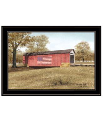 "Sassafras Ridge by Billy Jacobs, Ready to hang Framed Print, Black Frame, 21"" x 15"""