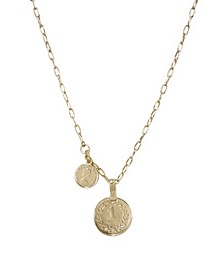 Simplicity Coin Chain Necklace