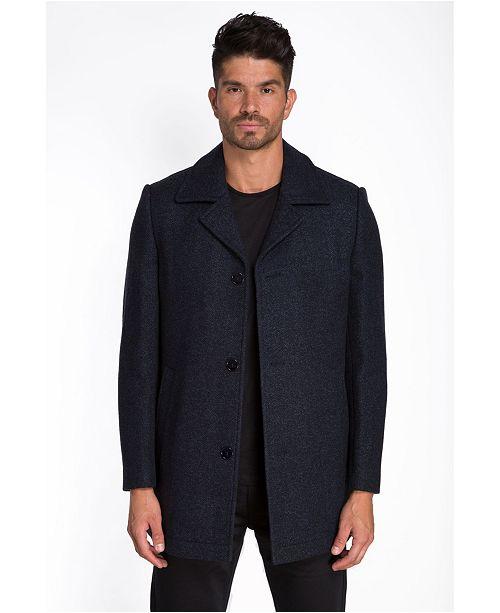 Jared Lang Wool Coat