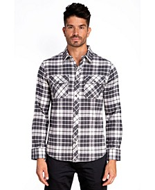 Stretch Flannel Sport Shirt