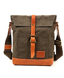 Pine Hill Canvas Crossbody Bag