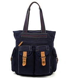 Atona Utility Canvas Tote Bag