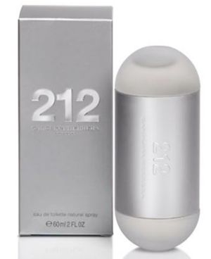 Image of 212 by Carolina Herrera Eau de Toilette Spray, 2.0 oz.