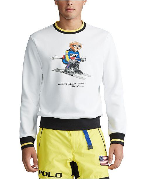 Polo Ralph Lauren Men's Ski Bear Sweatshirt