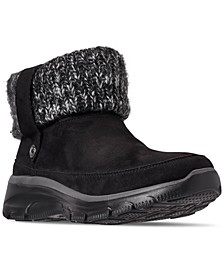 Women's Relaxed Fit Easy Going Heighten Boots from Finish Line