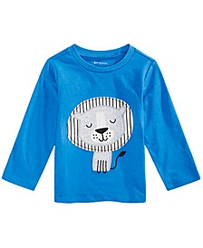 Baby Boys Lion-Print T-Shirt, Created For Macy's