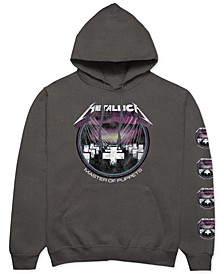 Metallica Men's Fleece Hoodie