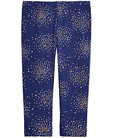 Toddler Girls Stretch Leggings, Created For Macy's