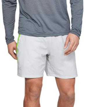 """Under Armour Shorts MEN'S LAUNCH STRETCH WOVEN 7"""" SHORTS"""