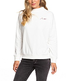 Mind Surf Cotton Fleece Top