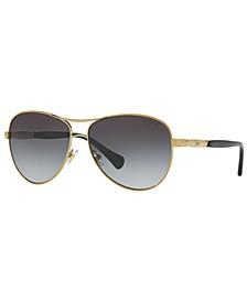 Ralph Sunglasses, RA4117 59