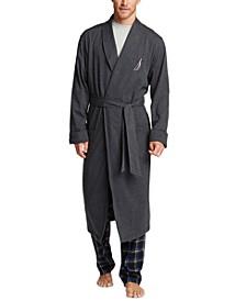 Men's Shawl-Collar Robe
