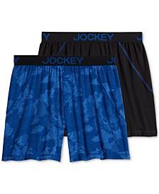 Men's 2-Pk. Boxer Briefs