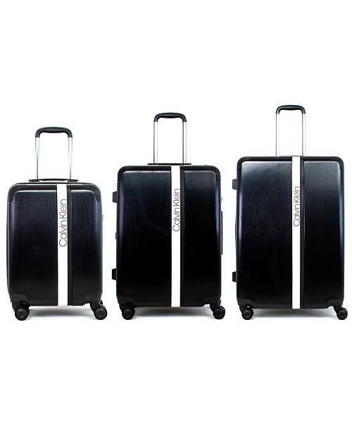 Calvin Klein Avenue Lanes Hardside Luggage Collection