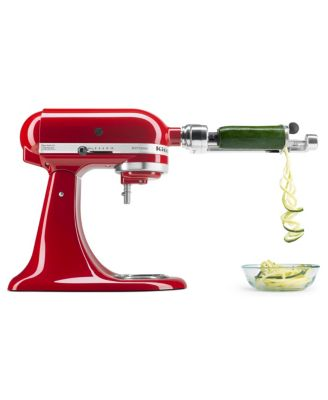 Spiralizer Stand Mixer Attachment KSM1APC