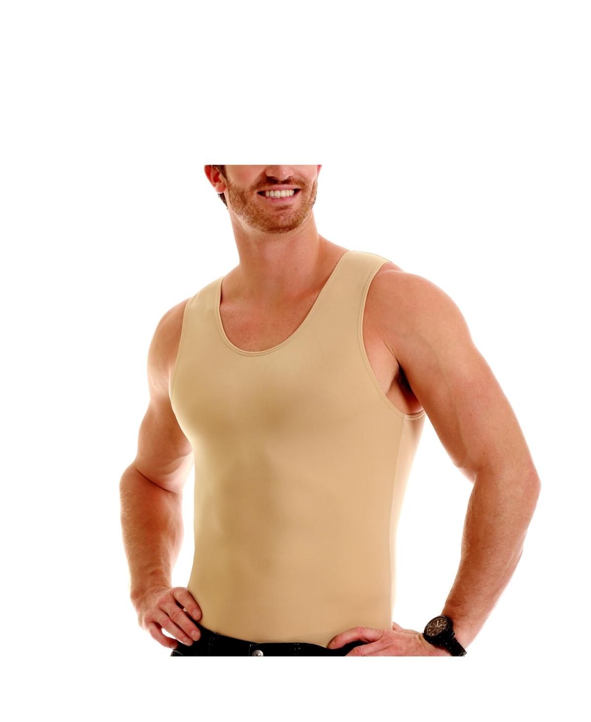 Insta Slim Men's Compression Muscle Tank Top