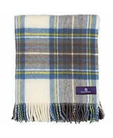 Highland Tartan Tweed Lap/Shoulder Throw