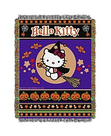 Halloween Tapestry Throw