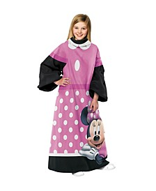 Minnie Mouse Kids Wearable Blanket