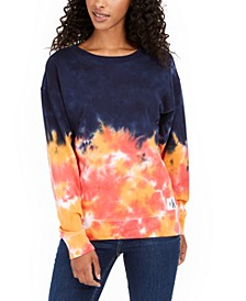 High Tide Tie-Dyed Sweatshirt