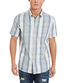 Men's Tanner Plaid Short Sleeve Shirt