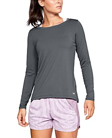 Women's HeatGear Armour Long Sleeve