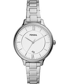 Women's Winnie Stainless Steel Bracelet Watch 38mm