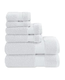 Feather Touch 6-Pc. Towel Set