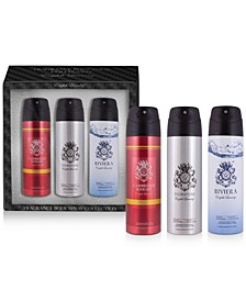 Men's 3-Pc. Body Spray Gift Set