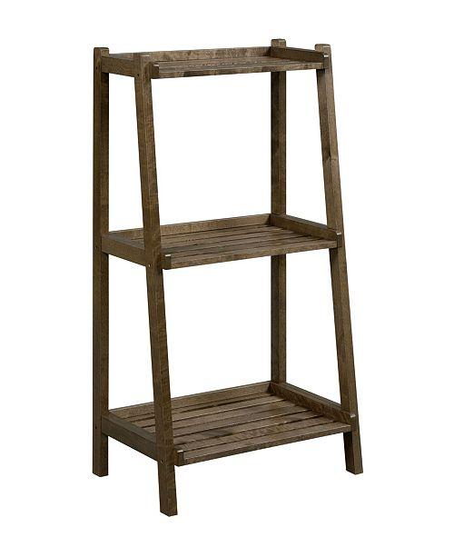 New Ridge Home Goods Dunnsville 3-Tier Ladder Shelf
