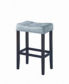 Ojai Upholstered Backless Bar Stools, Set of 2