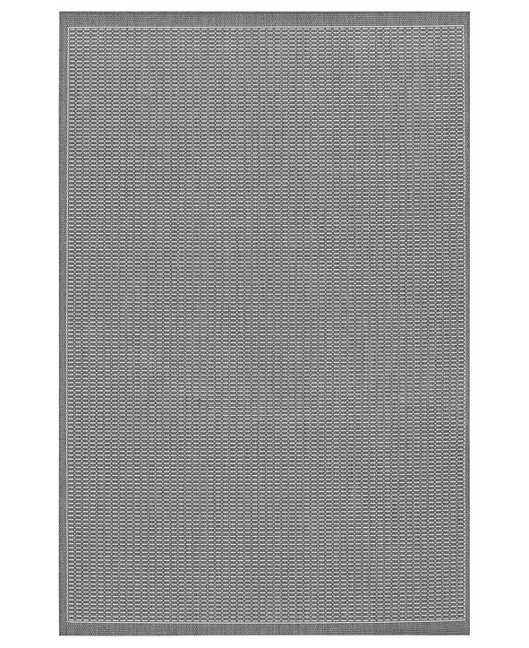 """Couristan CLOSEOUT! Recife Saddle Stitch 2'3"""" x 11'9"""" Indoor/Outdoor Runner"""
