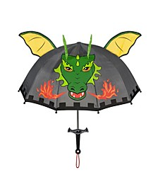Toddler Boy Dragon Knight Umbrellas