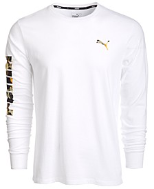 Men's Classic Logo Long-Sleeve T-Shirt