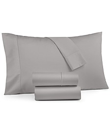 Sleep Luxe 800 Thread Count, 4-PC Full Sheet Set, 100% Cotton, Created for Macy's