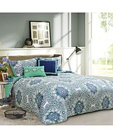 Tile Works 5 Piece Comforter Set