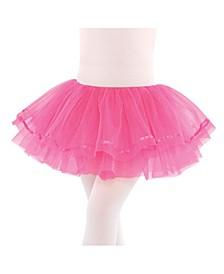 Big Girls Hot Pink Shimmer Tutu