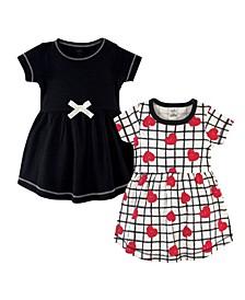 Baby Girl Organic Dress 2 Pack