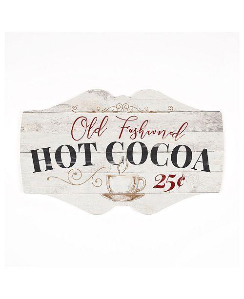 P Graham Dunn Hot Cocoa Wall Art