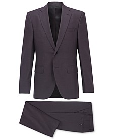 BOSS Men's Regular-Fit Suit
