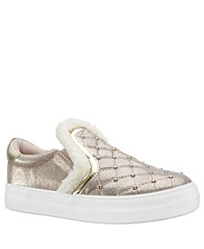 Toddler, Little and  Big Girls Caziah Fashion Sneaker