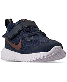 Toddler Boys Revolution 5 Stay-Put Closure Running Sneakers from Finish Line