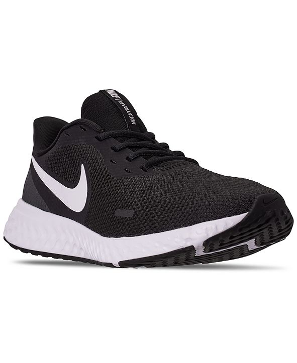 Nike Men's Revolution 5 Running Sneakers from Finish Line