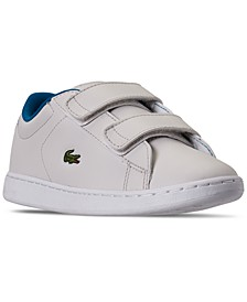 Little Boys Carnaby EVO Strap 319 1 Stay-Put Closure Casual Sneakers from Finish Line