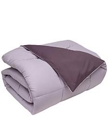 Full/Queen Reversible Down-Alternative Comforter