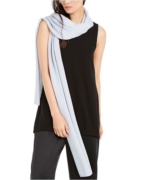 Eileen Fisher Recycled Cashmere Scarf